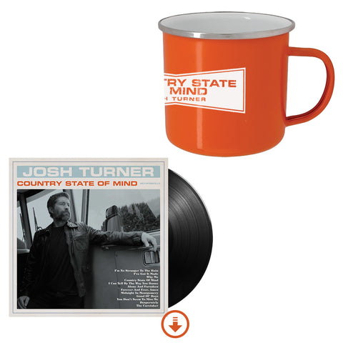 Country State of Mind Vinyl + Mug + Digital Album