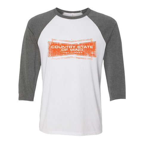 Country State Of Mind Raglan