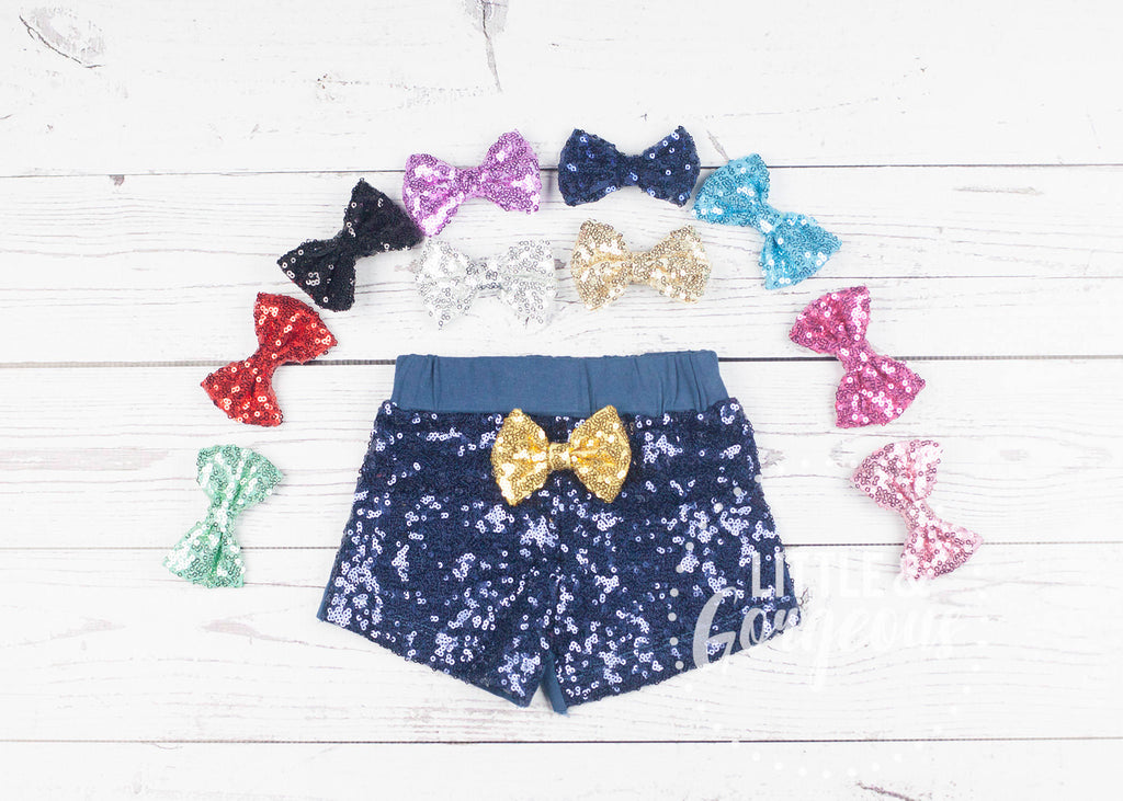 Girls Navy Sparkle Shorts Navy Sequin Shorts Girls Sparkle Shorts Girls Sequin Shorts Glitter Shorts Sequin Shorts Navy Shorts