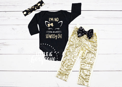 Girls Halloween Outfit Halloween Costume 1st Halloween Cat Outfit First Halloween Outfit Baby Girl First Thanksgiving Halloween Fall Outfit