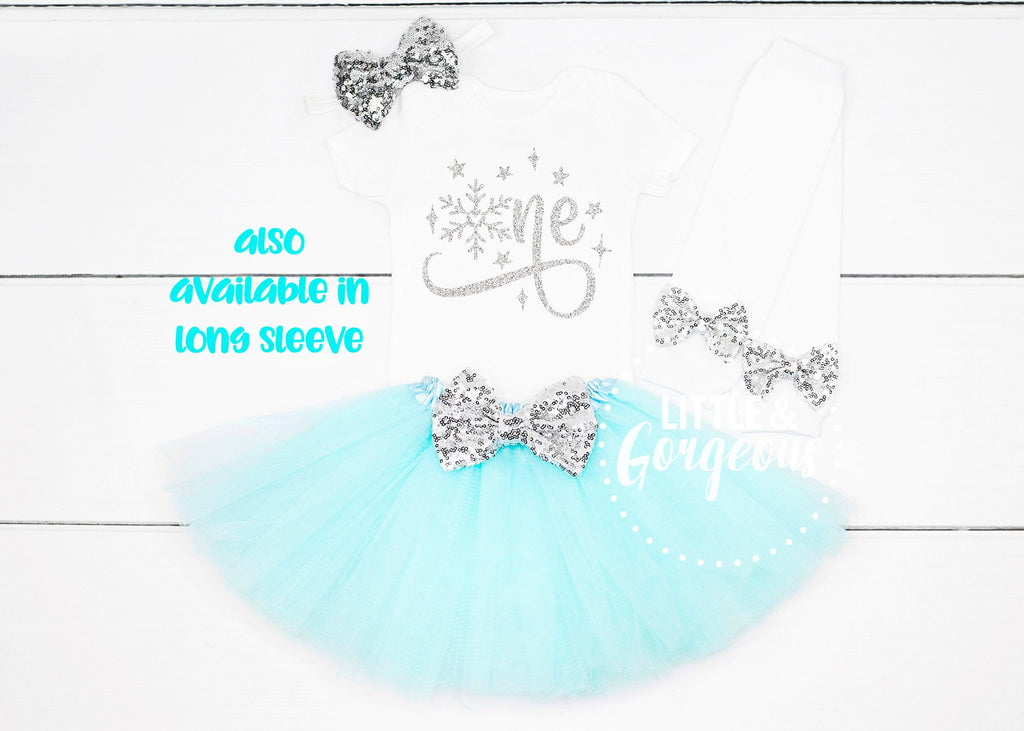 Winter Onederland First Birthday Outfit Girl Frozen Birthday Outfit Winter Wonderland Birthday Outfit Winter 1st Birthday Outfit