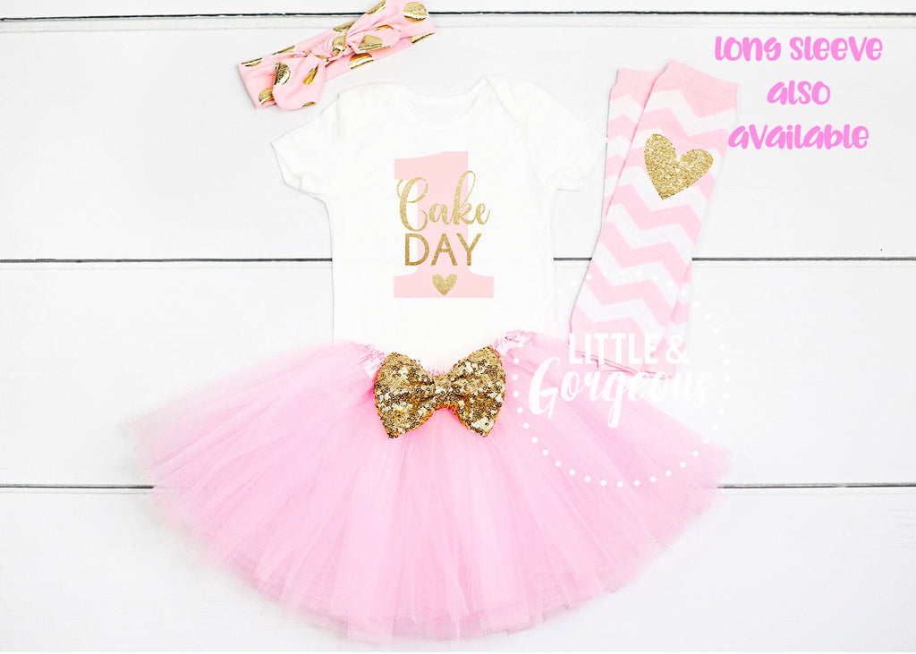 First Birthday Outfit Girl 1st Birthday Girl Outfit Girl First Birthday Outfit 1st Birthday Girl Cake Smash Outfit Cake Day