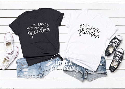 Grandma Shirt Grandma Gift Trendy Grandma Shirt Gift for Grandma Shirt for Grandma New Grandma Announcement  Christmas Gift Grandma gifts