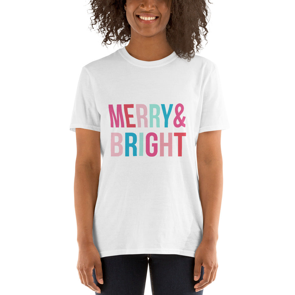 Women's Merry & Bright Tshirt