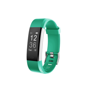 Kfit Band 2 Heart Rate Monitor Smart Band Teal