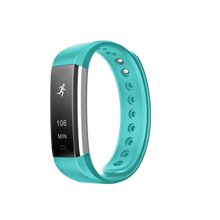 Load image into Gallery viewer, Fusion Fitband Heart Rate Monitor Smart Bracelet Teal