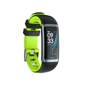 PK2 Smart Fitness Tracker Heart Rate Monitor PK2 Green
