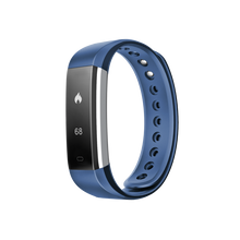 Load image into Gallery viewer, Fusion Fitband Heart Rate Monitor Smart Bracelet Blue