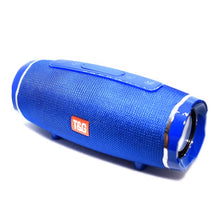 Load image into Gallery viewer, T&G 145 Bluetooth Wireless Speaker Blue