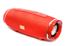 Load image into Gallery viewer, T&G 145 Bluetooth Wireless Speaker Red