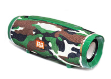 Load image into Gallery viewer, T&G 145 Bluetooth Wireless Speaker Army Camo