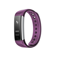 Load image into Gallery viewer, Fusion Fitband Heart Rate Monitor Smart Bracelet Purple
