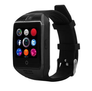 Smartwatch S2 Android & iPhone compatible Black on Black