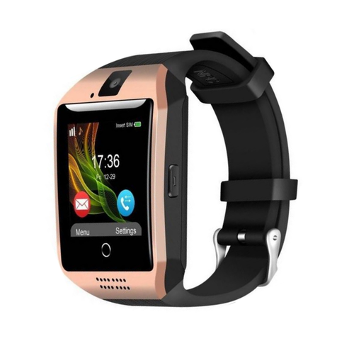 Smartwatch ZZYD Android & iPhone compatible Pink Gold