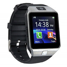 Load image into Gallery viewer, Smartwatch S1 for Android Silver on Black