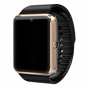 Android Smartwatch V3 black-gold