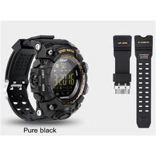 Load image into Gallery viewer, B-Shock Black Smartwatch Bracelet