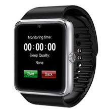 Load image into Gallery viewer, Android Smartwatch V3 silver-black