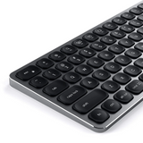 Aluminum Bluetooth Keyboard - Space Gray