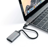 USB-C to HDMI Adapter (4k) - Space Gray