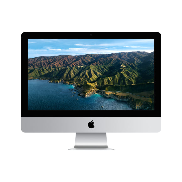 iMac 21.5-inch 2.3GHz dual-core i5 with Intel Iris Plus Graphics 640 (Previous model)