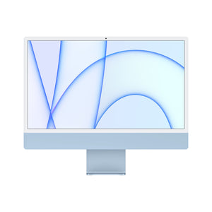 24-inch iMac with Apple M1 / 7-core GPU - Blue