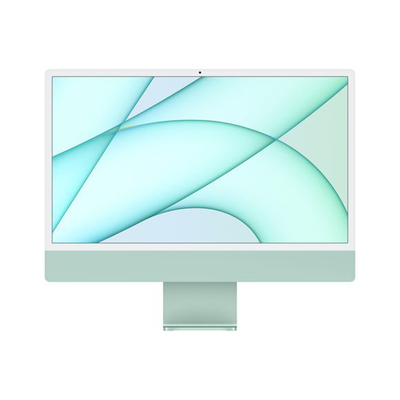 24-inch iMac with Apple M1 / 7-core GPU - Green