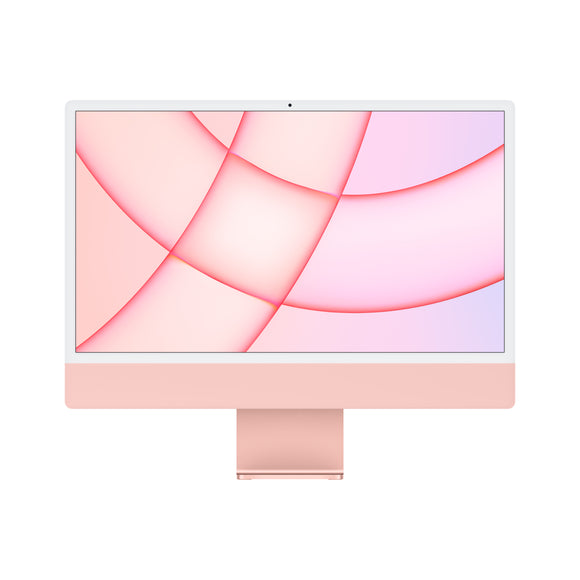 24-inch iMac with Apple M1 / 7-core GPU - Pink