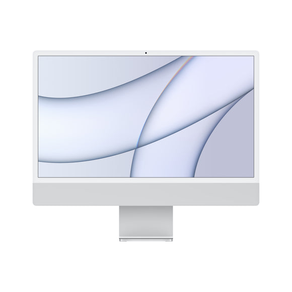 24-inch iMac with Apple M1 / 8-core GPU - Silver