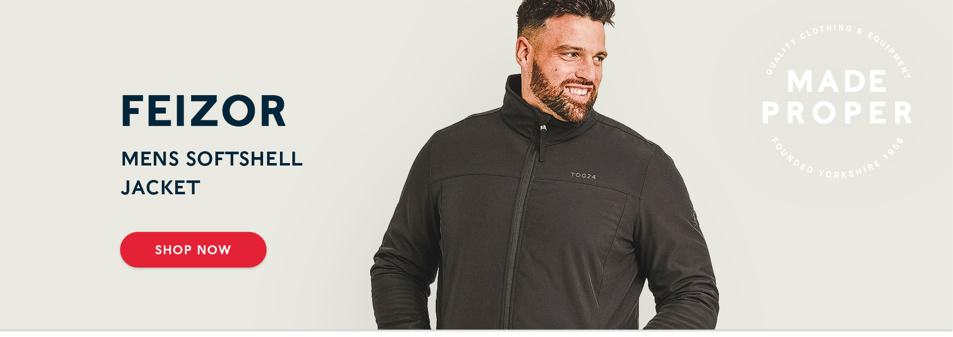 Feizor Mens Softshell Jacket | Shop now