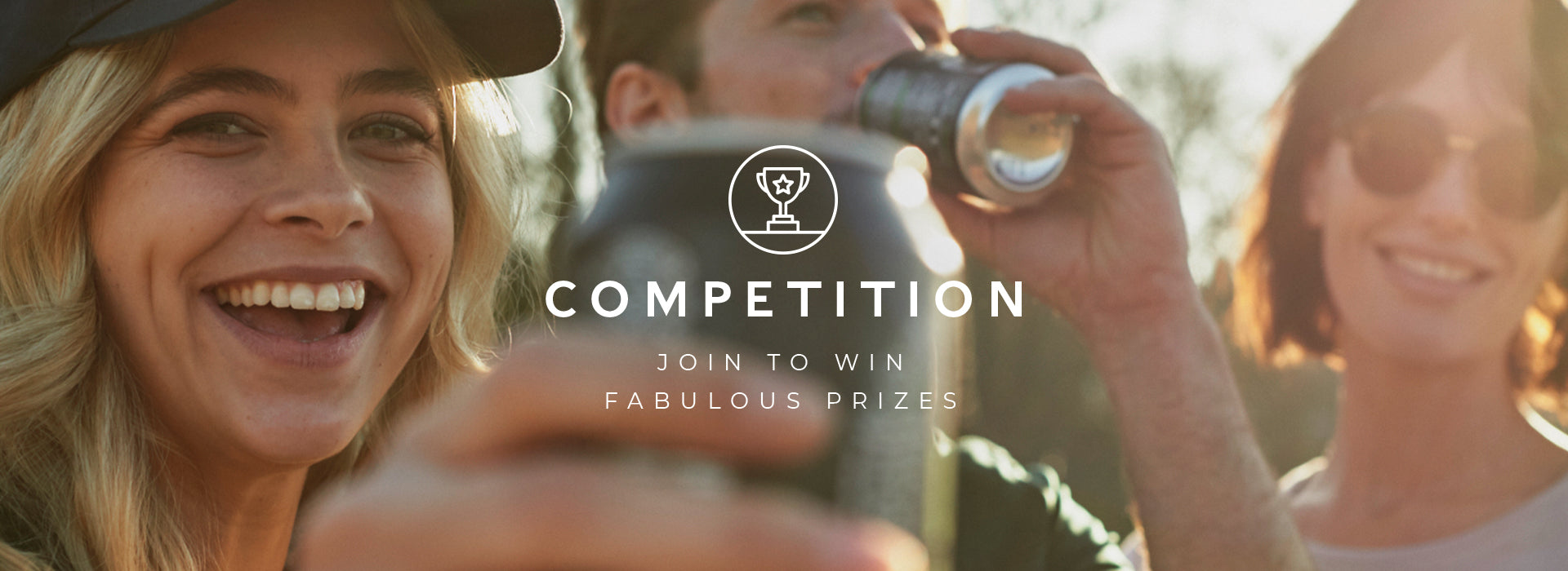 Competition. Join to win fabulous prizes