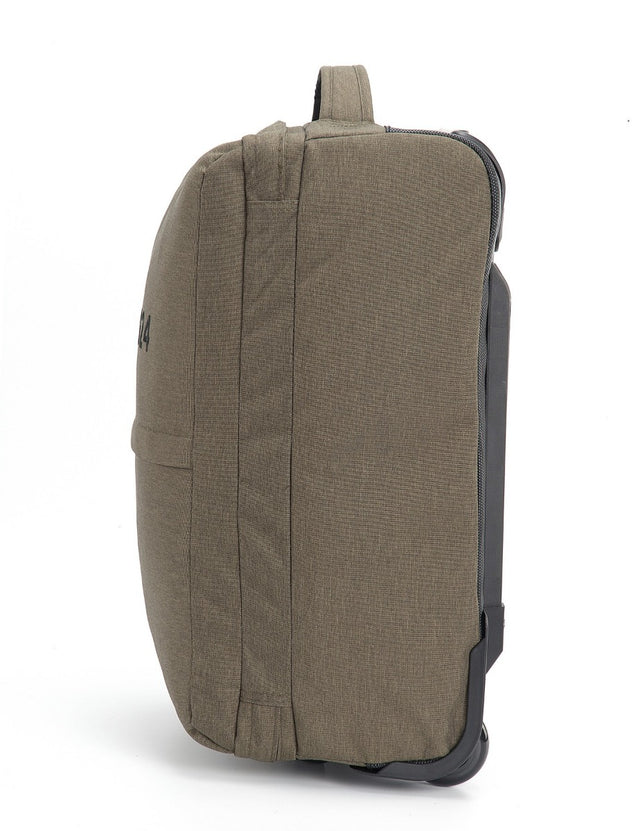 Spurrier Carry On Roller Bag - Dark Khaki Marl image 3