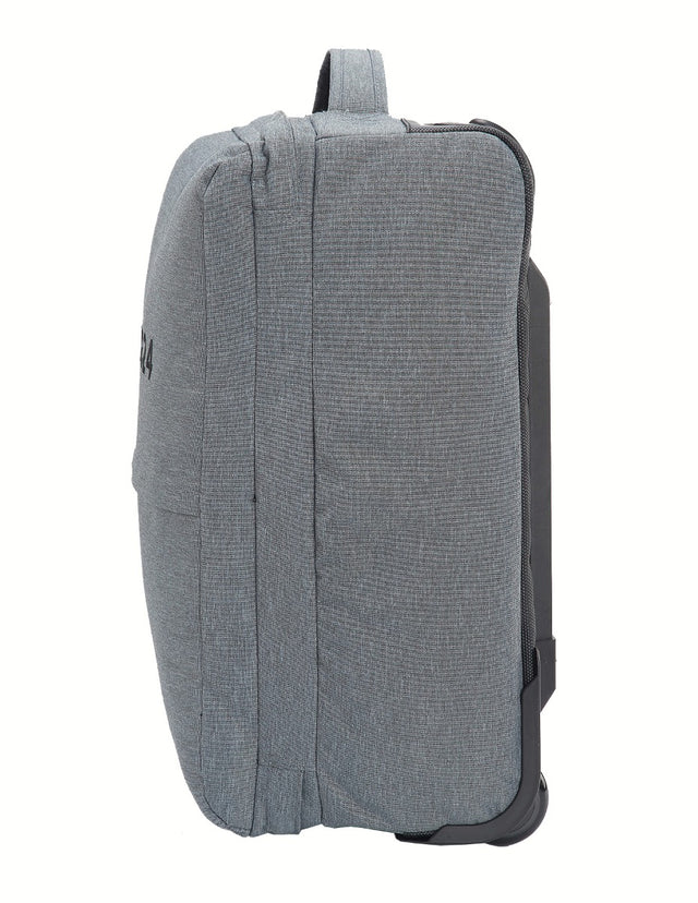 Spurrier Carry On Roller Bag - Dark Grey Marl image 3
