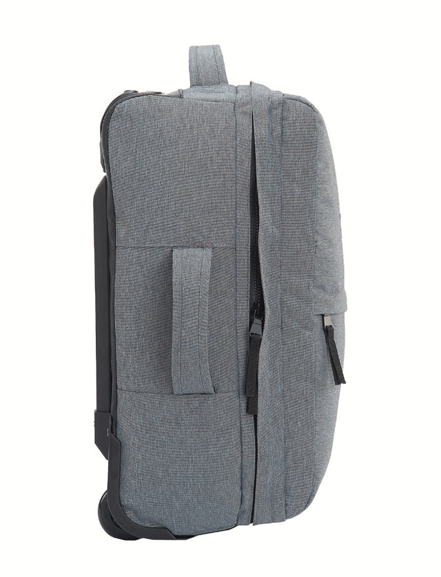 Spurrier Carry On Roller Bag - Dark Grey Marl image 5