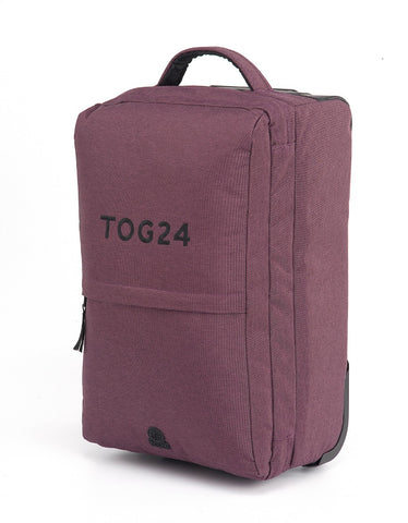 Spurrier Carry On Roller Bag - Deep Port Marl