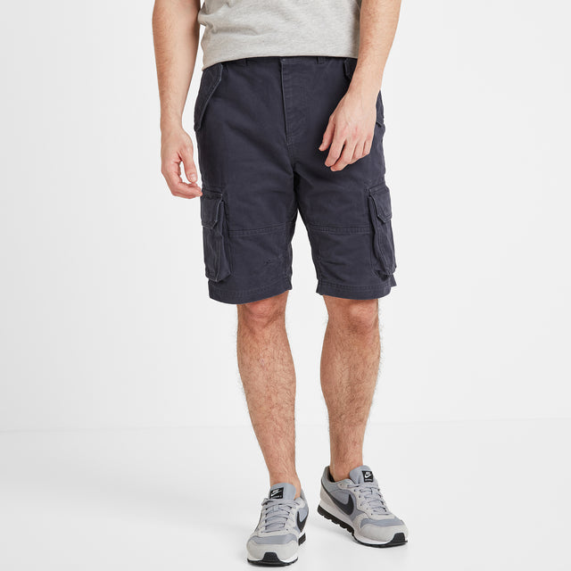 Albury Mens Shorts - Midnight image 2
