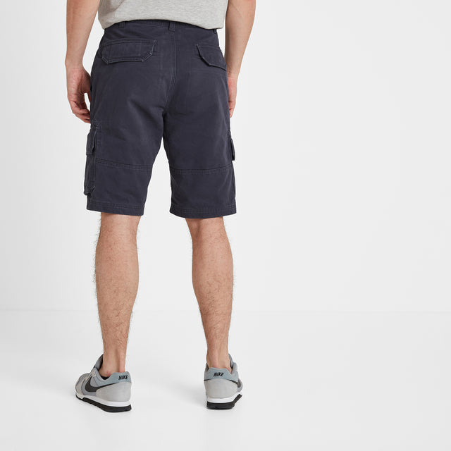 Albury Mens Shorts - Midnight image 3