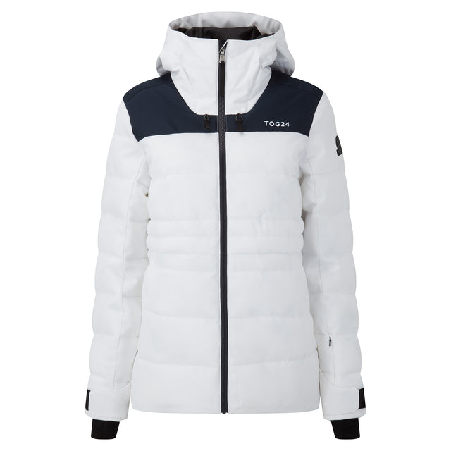Anvil Womens Jacket - Optic White image 5