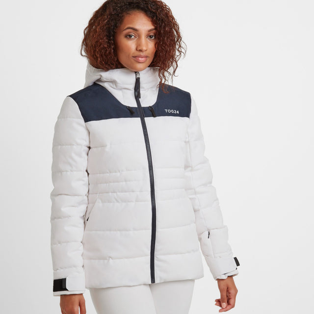 Anvil Womens Jacket - Optic White image 1