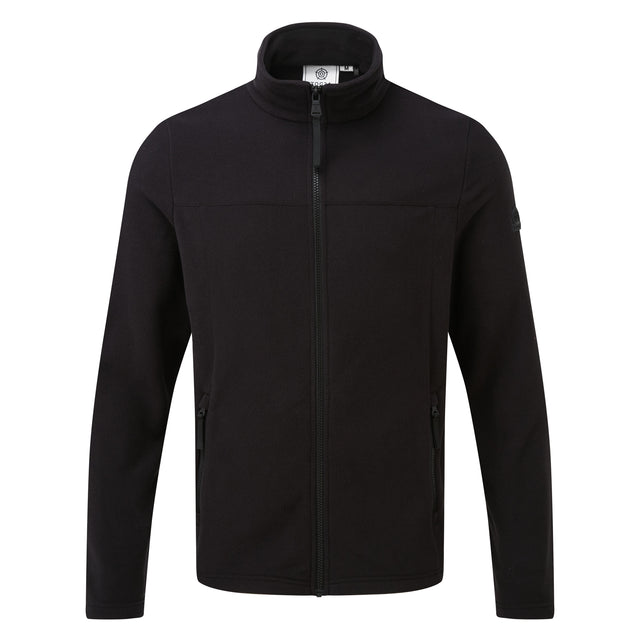 Appleby Mens Fleece Jacket - Black image 6