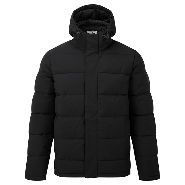 Askham Mens Insulated Jacket - Black