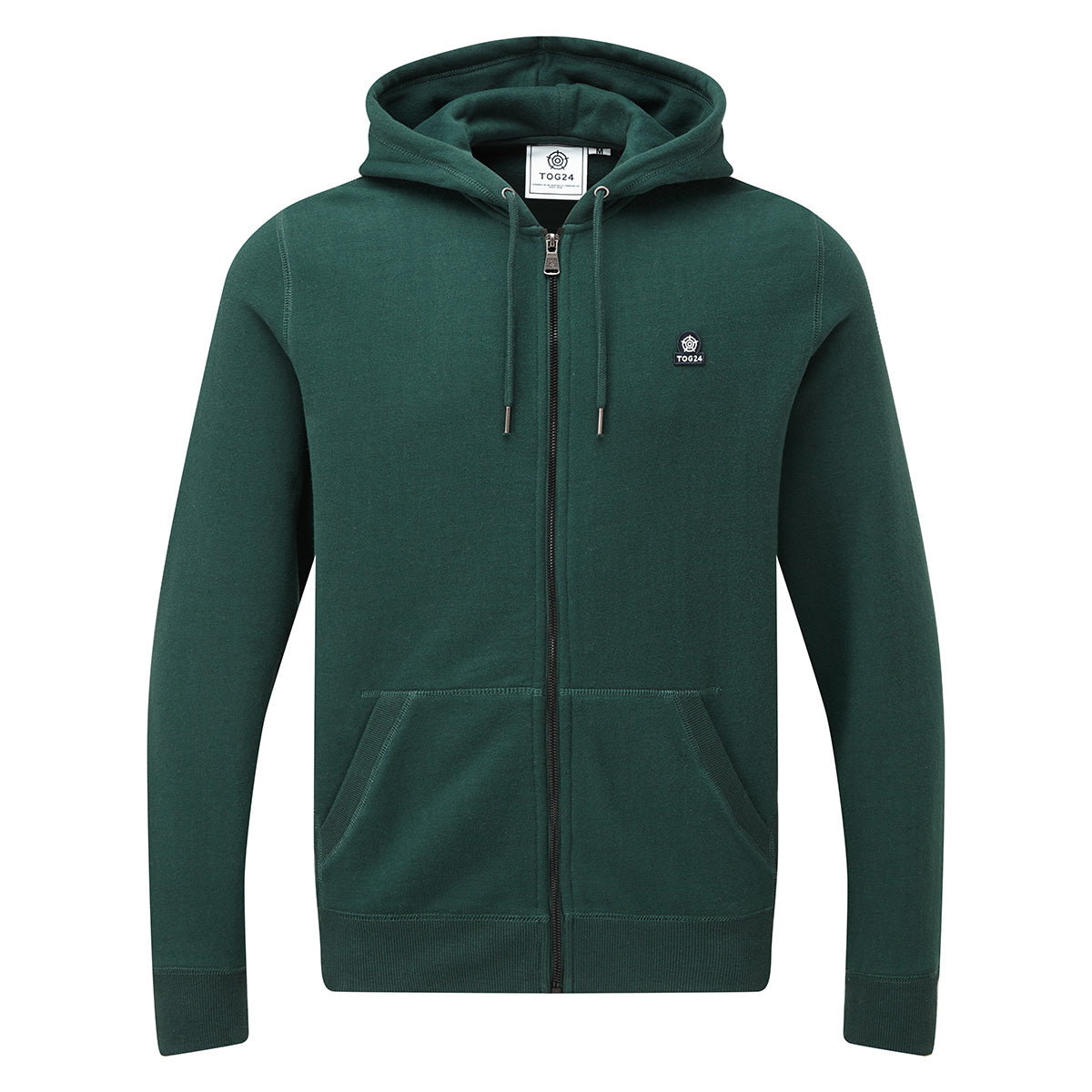 Atkin Mens Hoody - Forest image 4