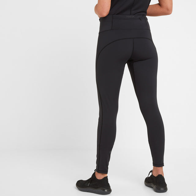 Balby Womens Leggings - Black image 3
