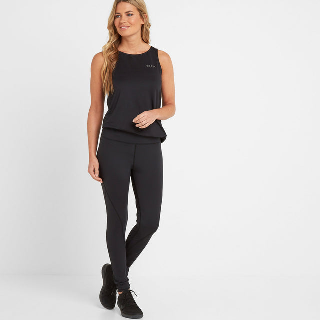Balby Womens Leggings - Black image 1