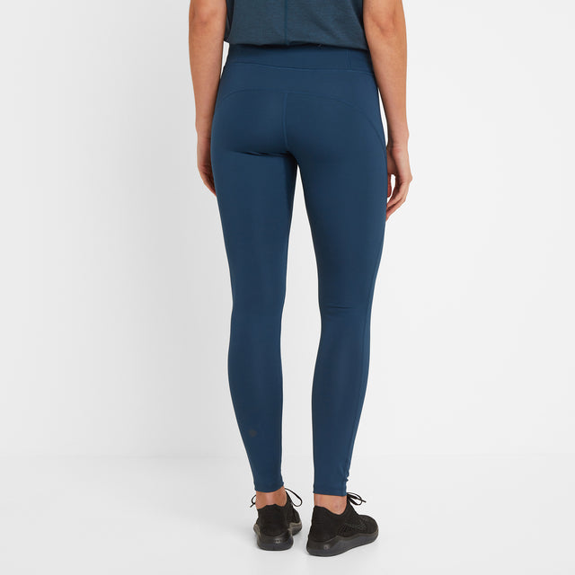 Balby Womens Leggings - Atlantic Blue image 3
