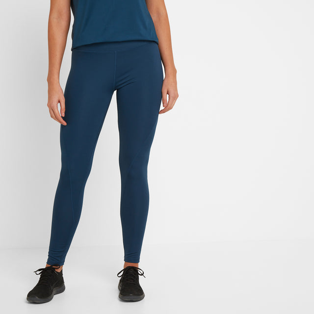 Balby Womens Leggings - Atlantic Blue image 2