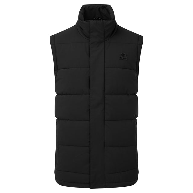 Barmston Mens Insulated Gilet - Black