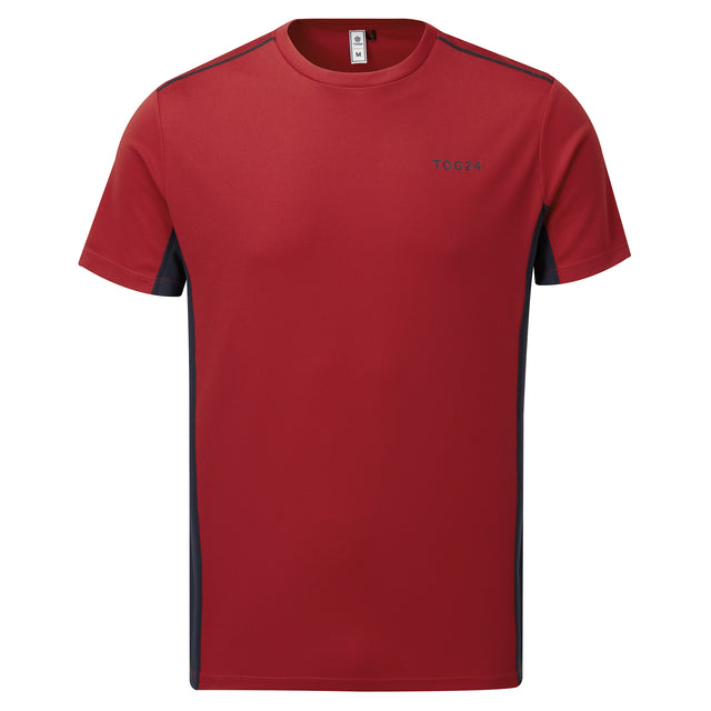 Blackwell Mens Tech T-Shirt - Chilli Red image 3