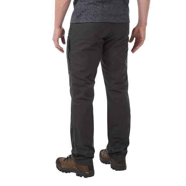 Bradshaw Mens Performance Cargo Pants Regular Leg - Storm Grey image 3