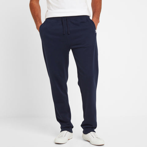 Bradley Mens Sweat Pants - Dark Indigo
